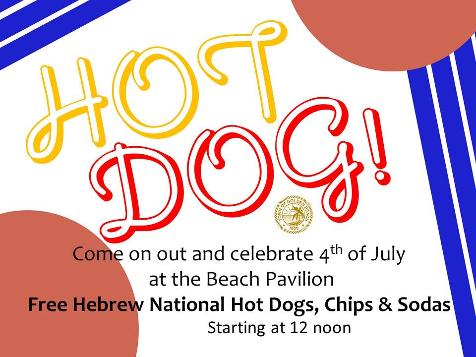 HOTDOGS July 4th